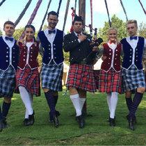 苏格兰风笛 外籍风笛表演