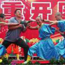 武术绝技表演