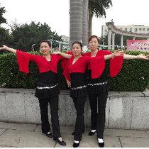 姐妹健身广场舞